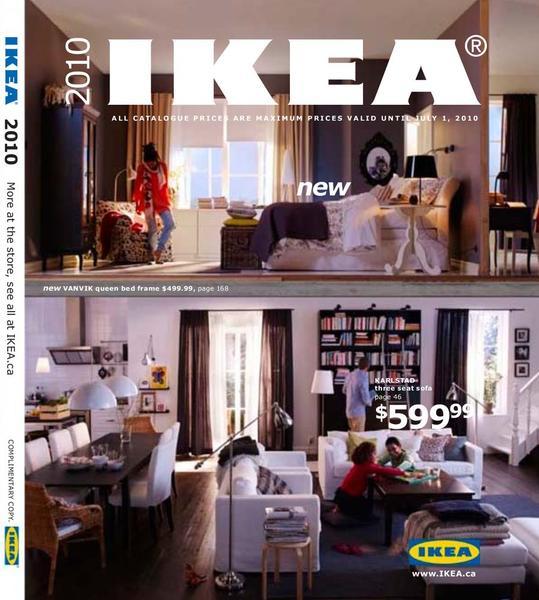 ikea catalogue 2010 by ikea canada