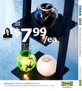 Knubbig table lamp in ikea catalogue 2010 by ikea canada for Ikea 2010 catalog pdf
