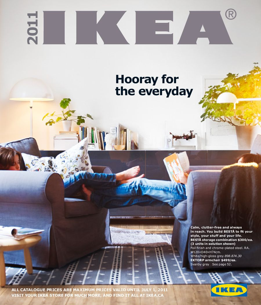 Ikea catalogue 2011 by ikea canada