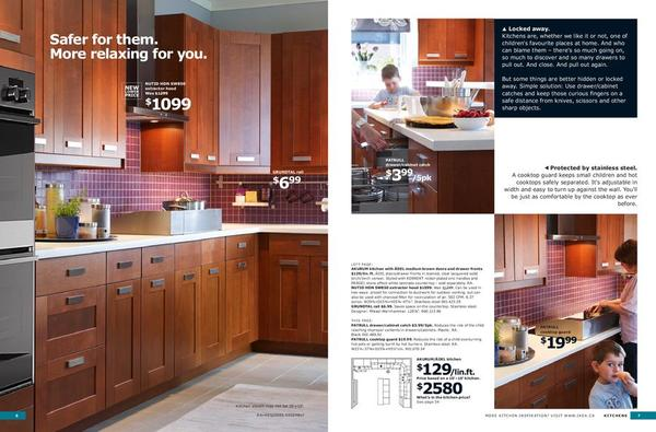 Page 4 of Ikea Canada of the catalog Ikea Kitchens & Appliances 2011