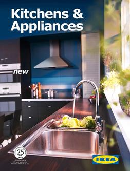Ikea Kitchens & Appliances 2011