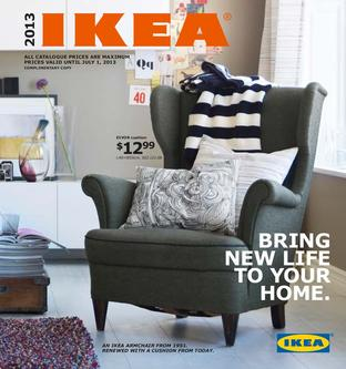 Ikea Catalogue 2013 (English)