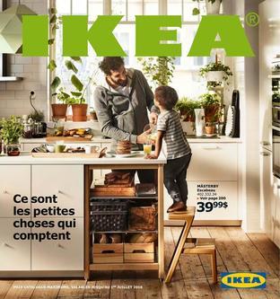 Ikea Catalogue Francais French 2016