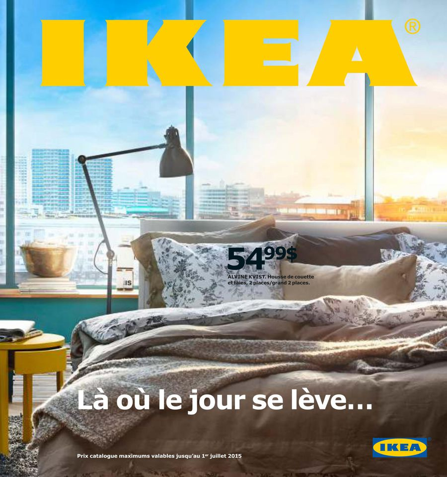 Francais French Catalogue 2015 By Canada Ikea T3F1luJKc