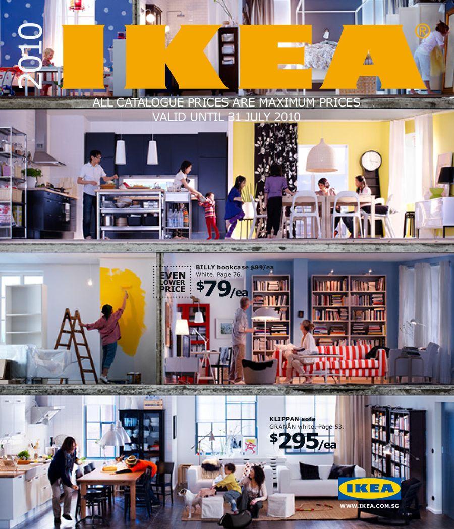 Ikea Catalogue 2010 By Ikea Singapore