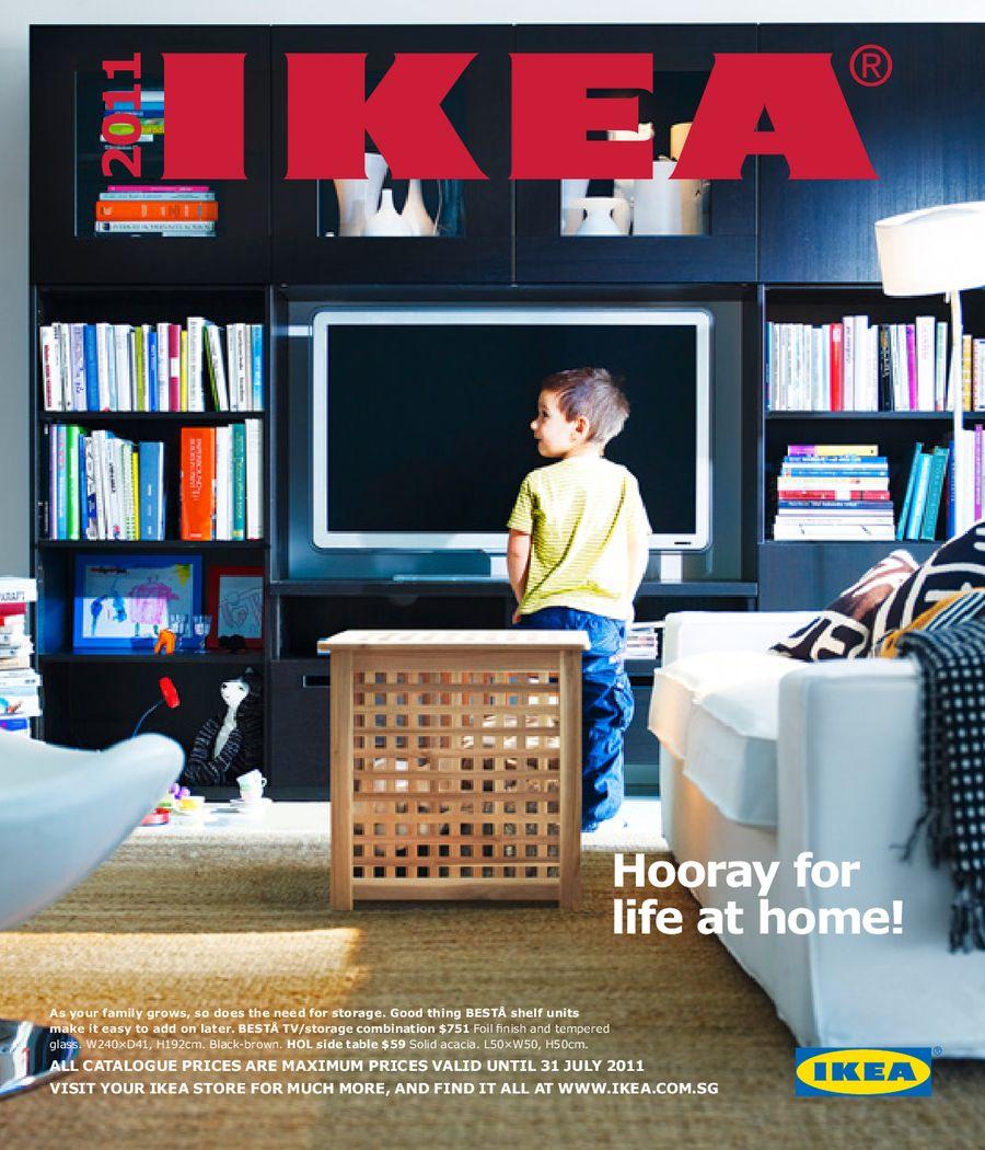 Ikea catalogue 2011 by Ikea Singapore