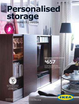 Besta Personalised Storage 2011
