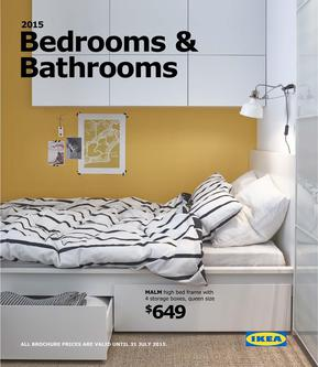 Bed and Bath brochure 2015