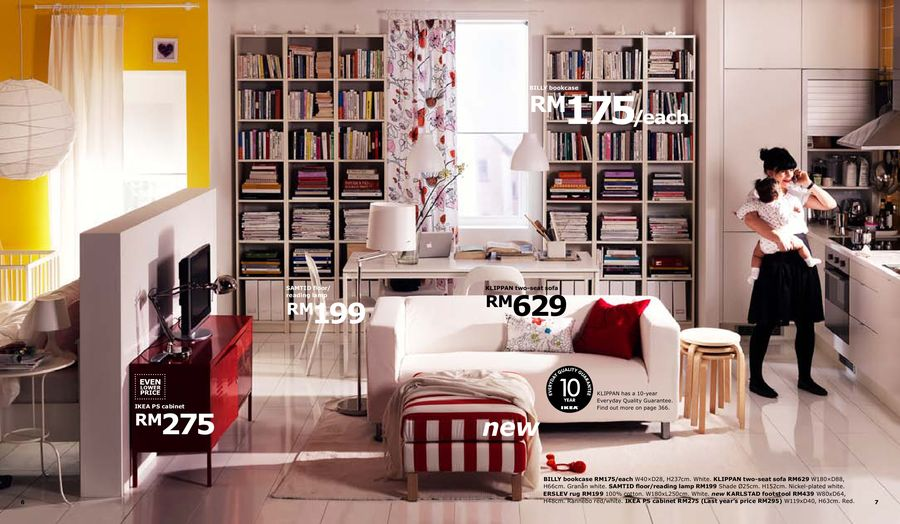Ikea catalogue Malaysia 2010 by IKEA Malaysia