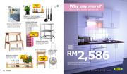 ikea kitchen cabinets prices in ikea catalogue malaysia 2010 by ikea