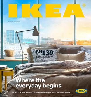 2015 IKEA Catalogue
