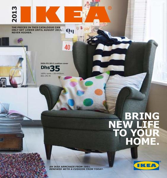 Catalogue: Ikea United Arab Emirates Ikea Catalogue 2013 (English) 2013