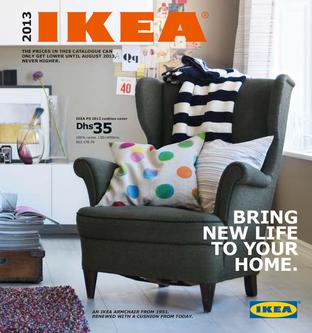 Ikea Catalogue 2013 (English) 2013