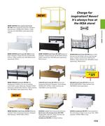 ikea hemnes bed frame in ikea catalogue 2008 by ikea saudi arabia. Black Bedroom Furniture Sets. Home Design Ideas
