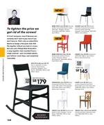 ikea chair in ikea catalogue 2008 by ikea saudi arabia. Black Bedroom Furniture Sets. Home Design Ideas