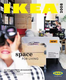 Ikea Catalogue 2008