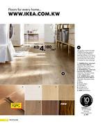 Maple Flooring In Ikea Catalogue 2009 By Ikea Kuwait