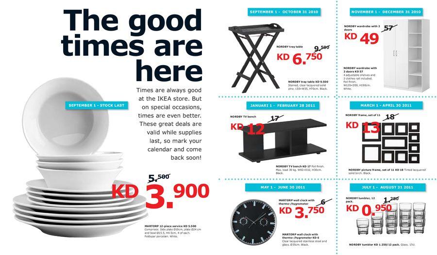 Ikea catalogue 2011 by Ikea Kuwait