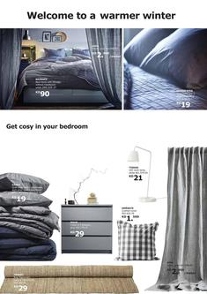 2015 IKEA Winter Brochure
