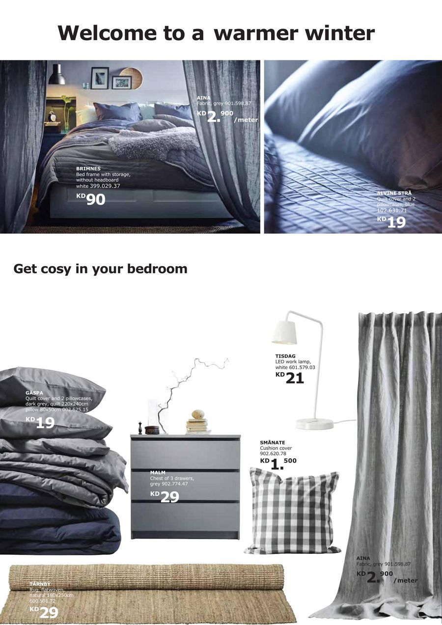 2015 IKEA Winter Brochure by Ikea Kuwait