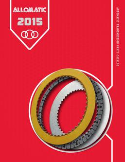 Allomatic Product Guide 2015