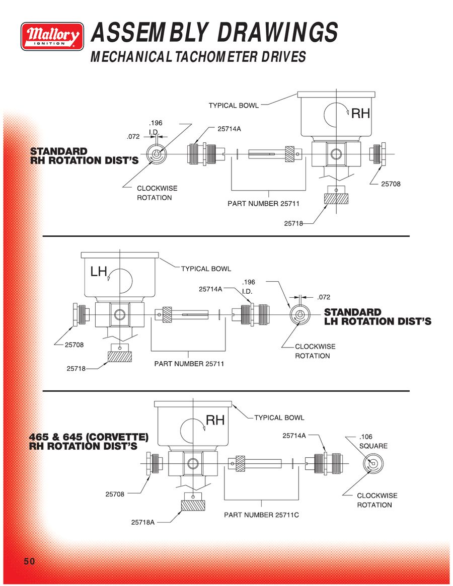 Page 53 Of Mallory Ignition Wiring Diagram Magneto P 150