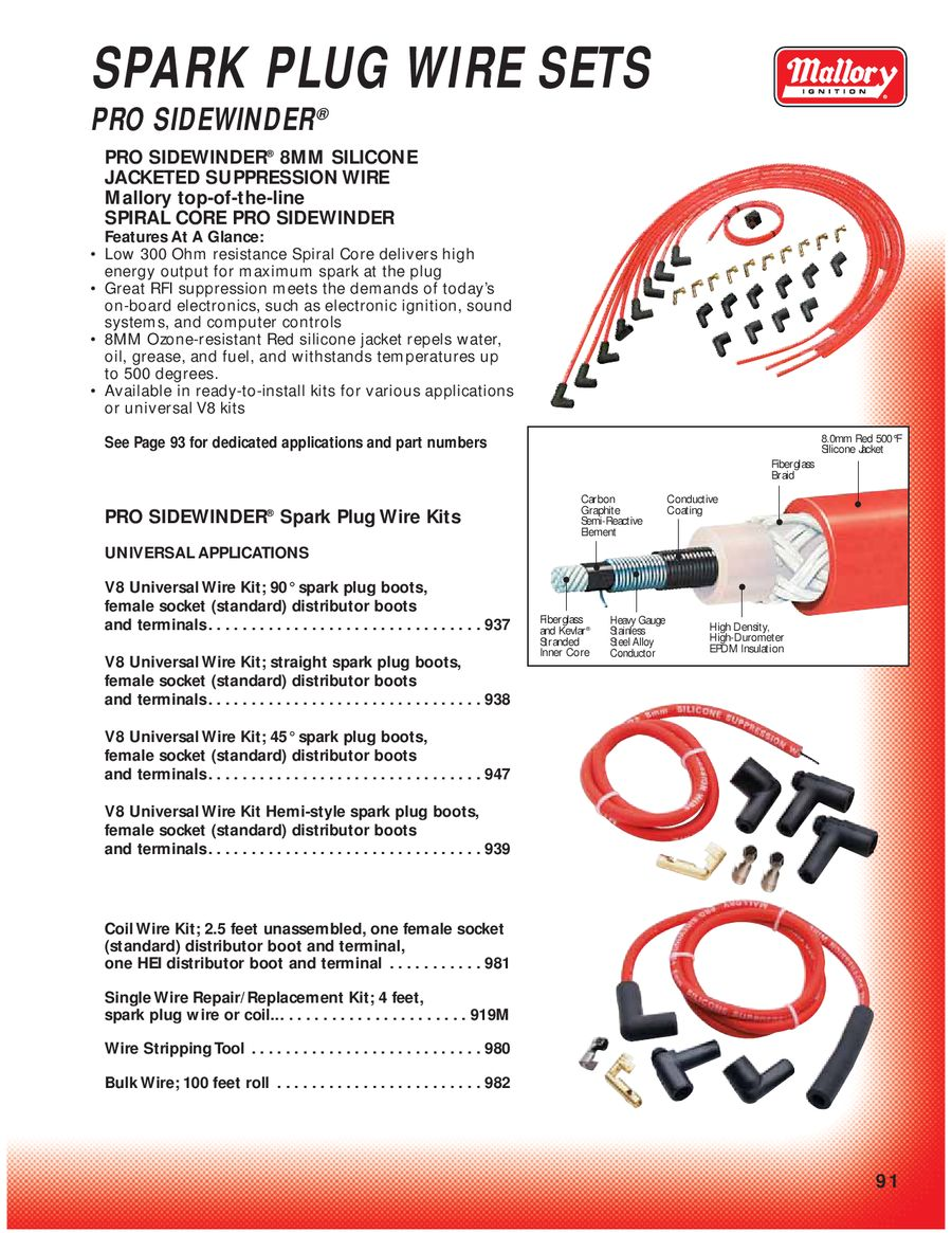 Page 90 of Mallory Ignition Mallory Ivc Wiring Diagram on