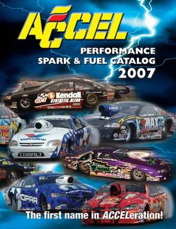 Accel Performance Spark & Fuel 2007