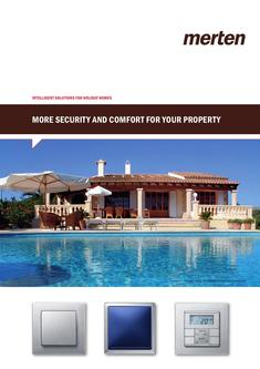 Intelligent solutions for holiday homes