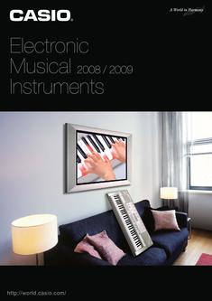 Electronic Musical Instruments 2008/2009