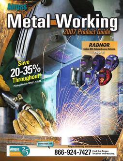 2007 Metal Working Products