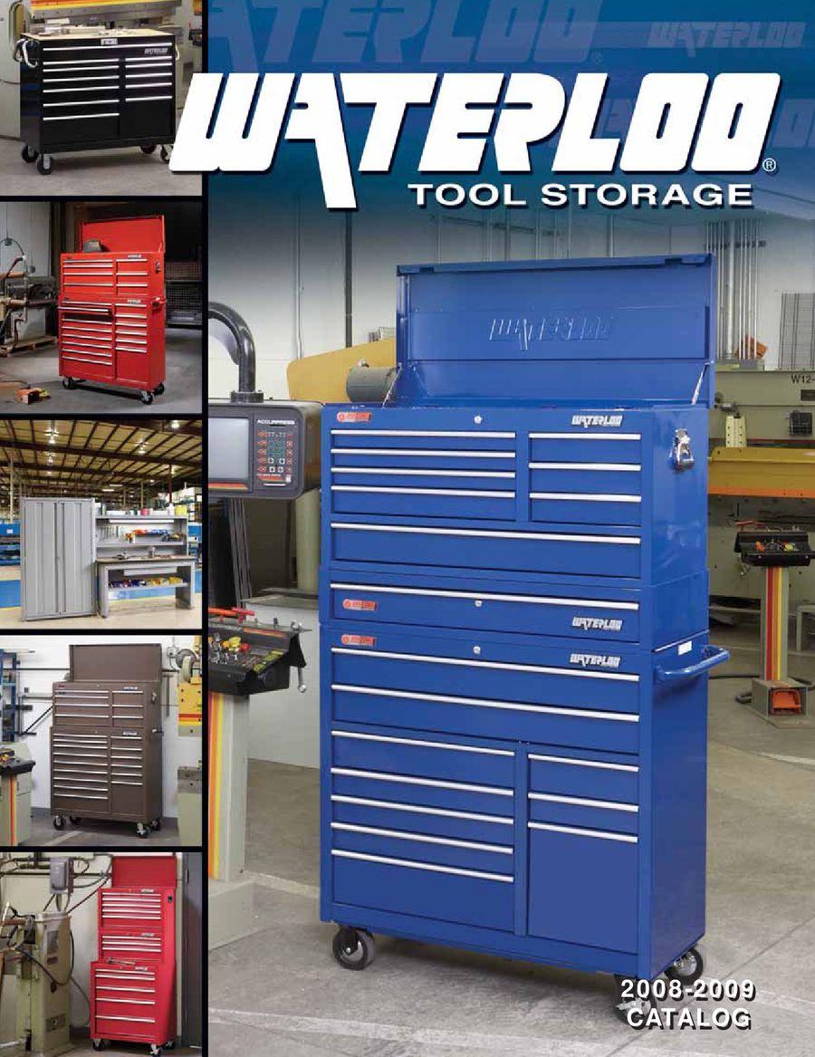& Tool Storage 2008-2009 by Waterloo Tool Storage