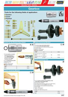 Gearbox Tools 2013