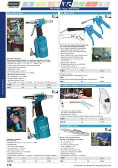 Pneumatic Tools and Accessories 2013