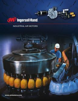 Catalogue: Lou Zampini & Associates Ingersoll Rand Air Motors