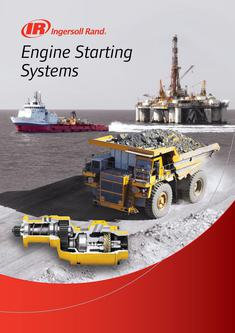 Ingersoll Rand Engine Starting Systems