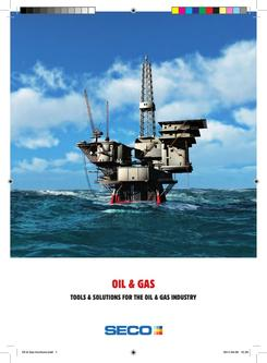 Oil & Gas tools 2016