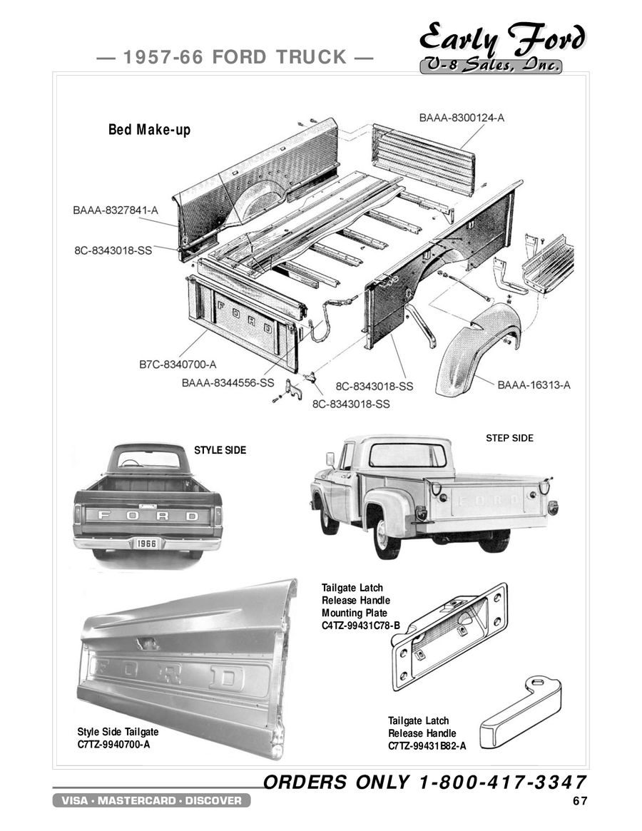 Page 70 Of 1957 1966 Truck Parts