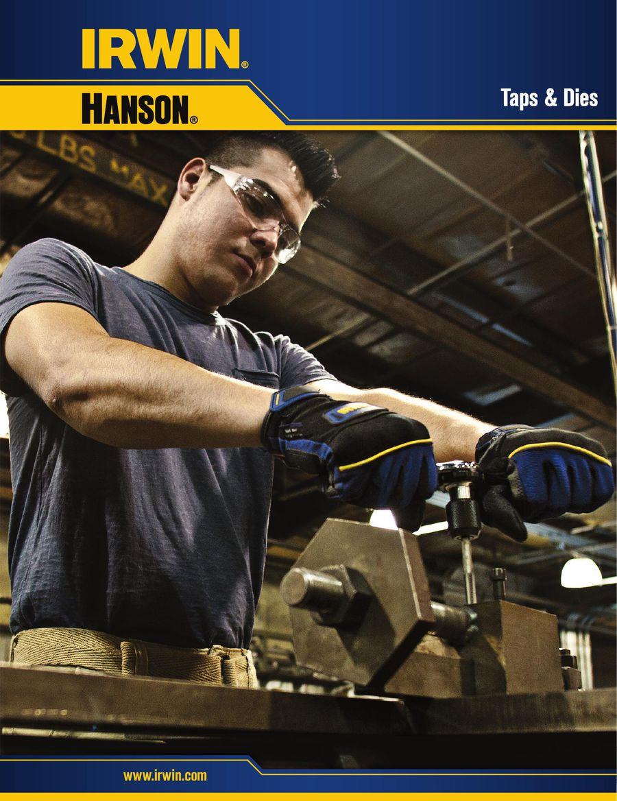 for Tap Die Extraction Hanson 4052 Die 5//8-11 NC 1-1//2 Rd Adj