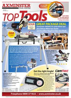 Top Tools July 2011
