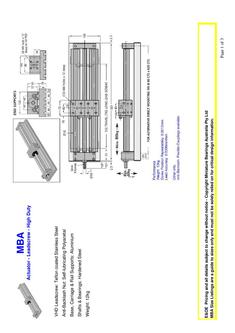 Actuator-Leadscrew-HighDuty