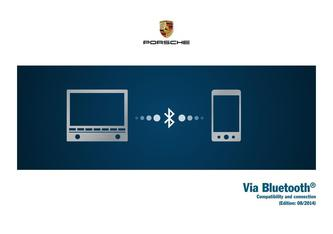 Mobile Communication (Bluetooth®) 2014