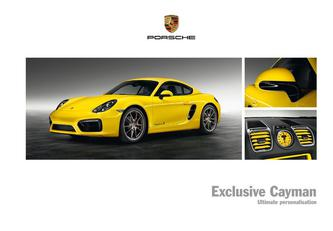 Exclusive Cayman 2014