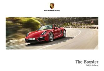 The Boxster 2015