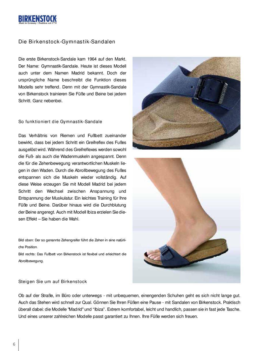 Page 16 of Birkenstock 2007