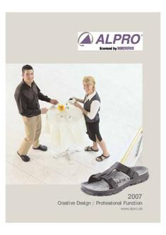Alpro Collection 2007