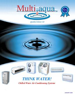 Catalogue: Multiaqua Chilled Water Air Conditioning Systems 2009