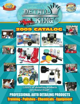 Professional Auto Detailing Products 2009