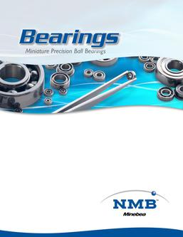 Miniature Ball Bearings 2015