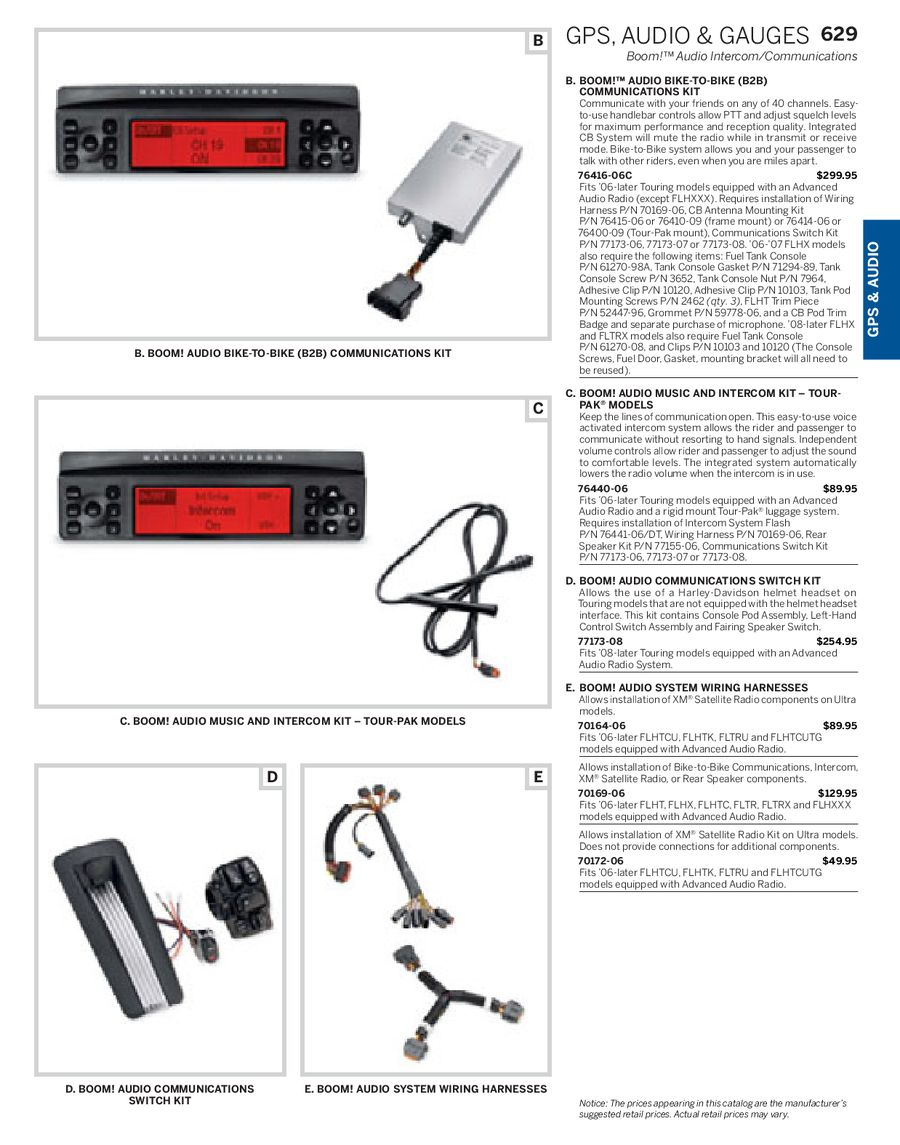 Page 84 Of 2011 Controls Gps Lighting Harley Davidson Wiring P 139